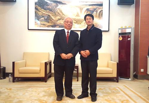 教育部高校学生司原司长、著名教育专家、高校毕业生就业协会副理事长兼秘书长王炽昌先生